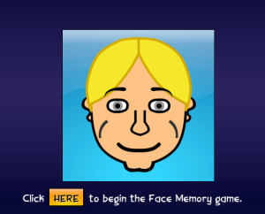 El juego de la cara – face game