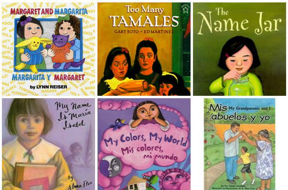 15 Spanish-English children's books to help your child embrace diversity.