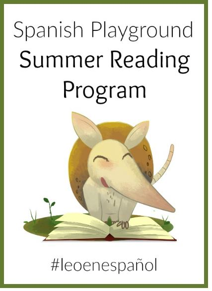 Spanish Summer Reading Program