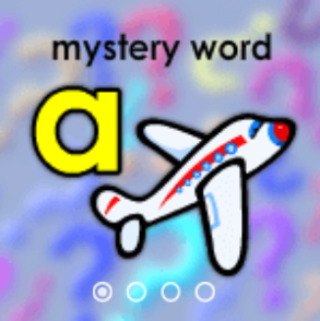 ¡La palabra misteriosa! The Mystery word!