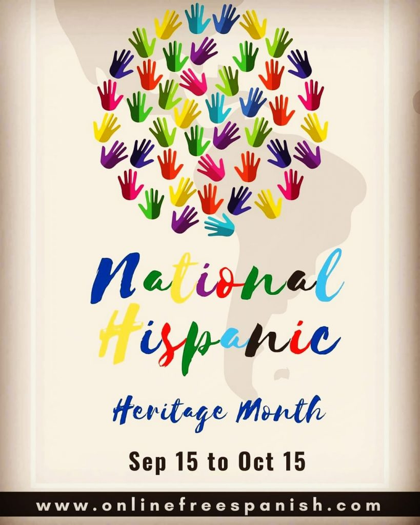 National Hispanic – September 15 to October 15