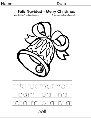 coloring pages show all bilingual22 spanish22